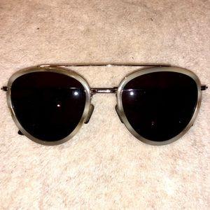 Madewell - Tortoise Sunglasses